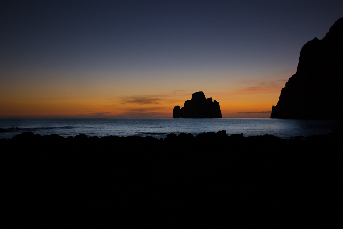 Sardinia, Masua.