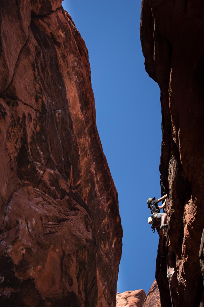 USA, Nevada, Red rocks