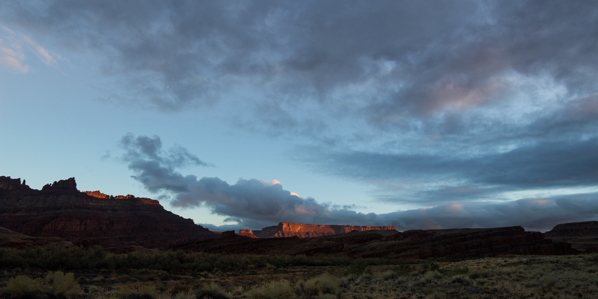 USA, Utah, Indian Creek